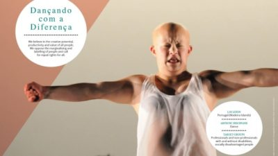 Choreography: Desafinado (2011). Choreographer Paulo Riberio. Photograph: Julio Silva Castro