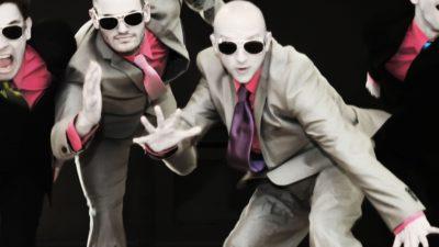 Deaf Men Dancing