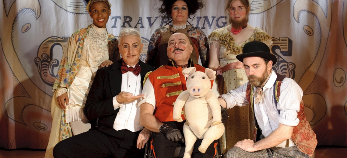 <p>Edmund the Learned Pig - Full Cast</p>