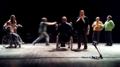 THE.AM.A. (Theatre for People with Disabilities)