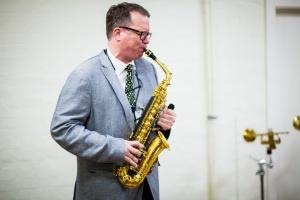 Toggle key Saxophone