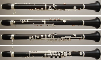 One-handed clarinet