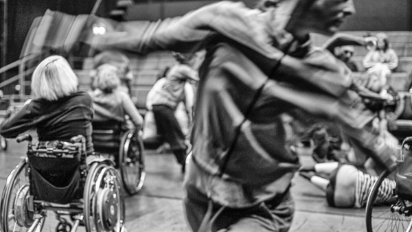 Moving Beyond Inclusion: Choreographic research