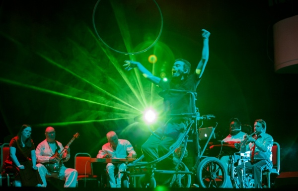 The British Paraorchestra and Extraordinary Bodies