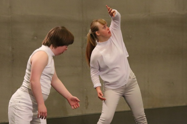 Misiconi Dance Company duet