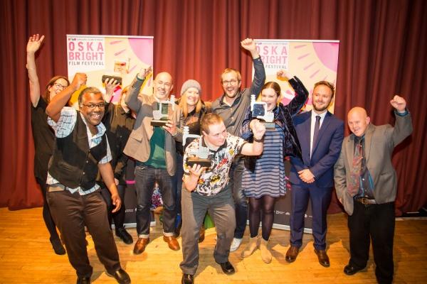 Oska Bright 2015 Awards Ceremony