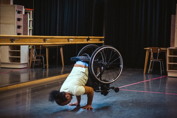 Artificial Things Stopgap Dance Company