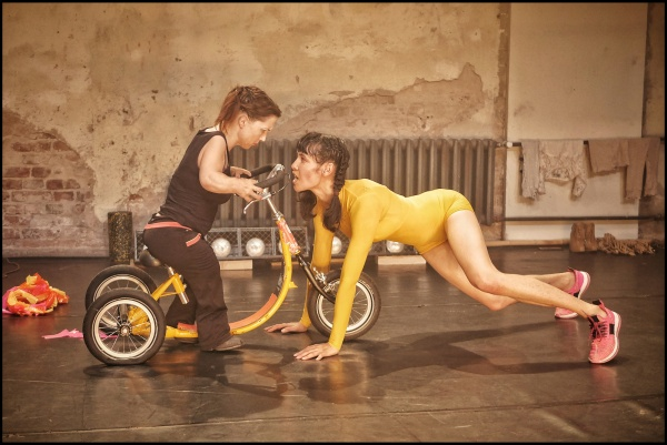Bondage Duell by Silke Schönfleisch and Dasniya Sommer