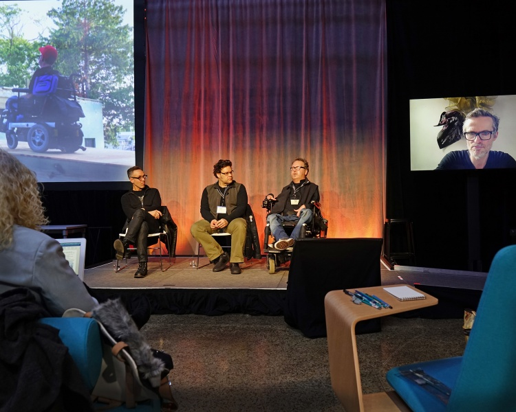 Paul Amenta, Ted Lott, Chris smit and Alois Kronschlaeger, HYBRID STRUCTURES